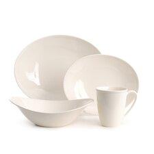 Key West White 16 Piece Dinnerware Set