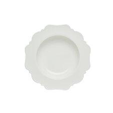 Pinpoint White 12 oz. Soup Bowl (Set of 4)