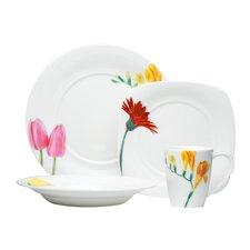 Dutch Garden 16 Piece Dinnerware Set