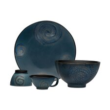 Organic 4 Piece Dinnerware Collection