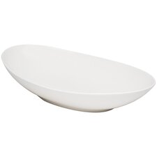 Whisper White Serving Bowl