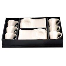 Vanilla Fare 12 Piece Espresso Cup Set