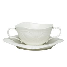 Clematis Soup Cup (Set of 6)