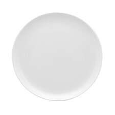 """Pure Vanilla 7"""" Coupe Side Plate (Set of 6)"""