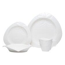 Clematis 24 Piece Dinnerware Set