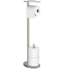 Ovo Free Standing Toilet Caddy