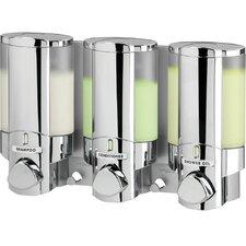Aviva III Soap Dispenser with Translucent Bottle