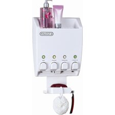 Ulti Mate Dispenser IV Shower Caddy