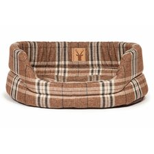 Newton Truffle Slumber Pet Bed in Brown