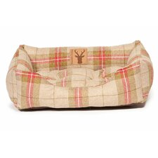 Newton Moss Snuggle Pet Bed in Multi-colour