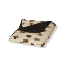 Sherpa Fleece Dog Blanket