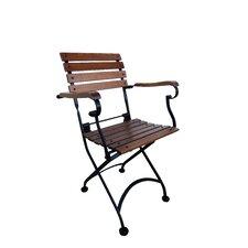 French Café Bistro Folding Armchair (Set of 2)
