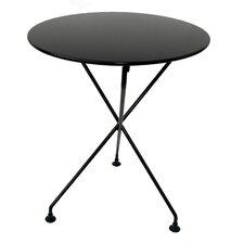 European Café Round Folding Table