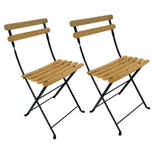Park Folding Side Chair (Set of 2)