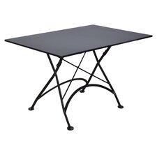 European Café Folding Table
