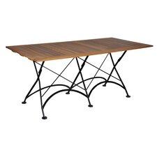 "European Café  32"" x 72"" Folding Table"