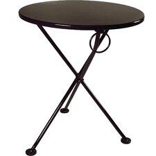 """European Café 28""""  3-leg Folding Bistro Table"""