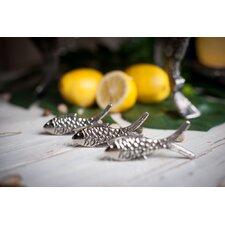 Woody Creek Fish Napkin Ring (Set of 4)