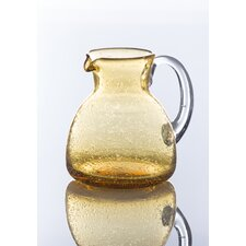 Bubble Pitcher with Clear Handle
