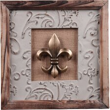 Wood and Metal Wall Décor
