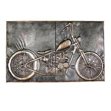 'Motorcycle' Graphic Art