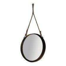 Timberland Medium Barrel Top Metal Wall Mirror