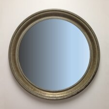 Picture It Round Metal Framed Wall Mirror