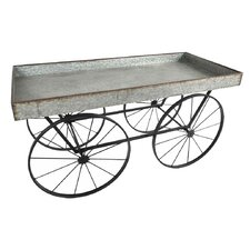 Farm to Table Pedestal Plant Stand