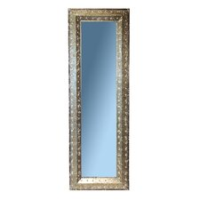 Picture It Metal Rivet Wall Mirror