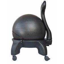 Tall Boy Exercise Ball Chair