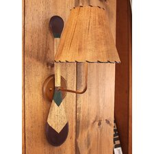Paddle 1 Light Wall Sconce