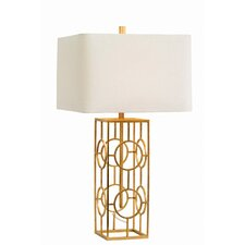"""Brentwood 29"""" H Table Lamp with Rectangular Shade"""