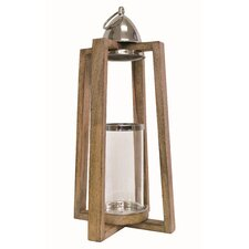 Ponte Vedra Wood Lantern