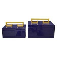 Avondale Boxes (Set of 2)