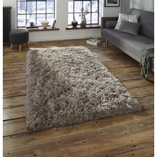Polar Hand-Tufted Light Grey Area Rug