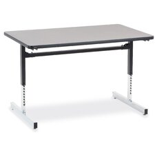 8700 Series Training Table