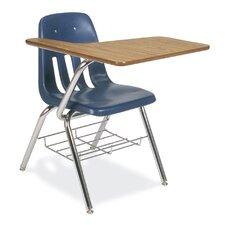 "9000 Series Plastic 30"" Combo Chair Desk"