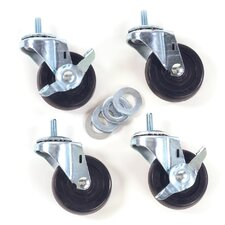 Swivel Casters (Pack of 4)
