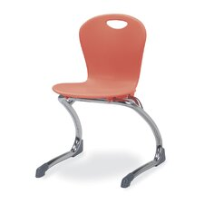 "Zuma 13.5"" Plastic Classroom Chair"