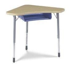 Zuma Laminate Adjustable Height Open Front Desk