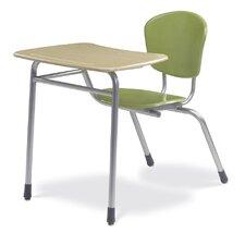 Zuma Wood Tablet Arm Combo Desk Chair