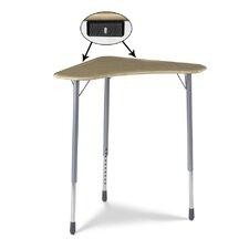 Zuma Plastic Adjustable Height Standard Desk