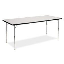 "4000 Series 60"" x 30"" Rectangular Activity Table"
