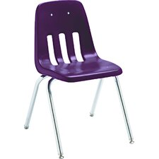 9000 Series Plastic Classroom Chair (Set of 4)