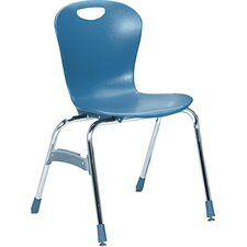 Zuma Ergonomic Plastic Classroom Chair