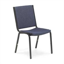 Comfort Armless Stacking Chair (Set of 4)