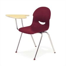 """I.Q. Series Laminate 28"""" Tablet Arm Combo Chair Desk"""