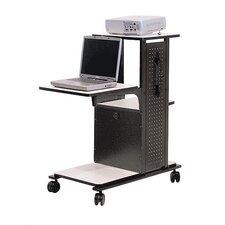 Mobile Presentation Station AV Cart