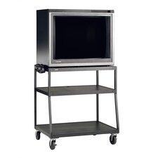 Large Monitor AV Cart
