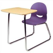 "I.Q. Series Plastic 32.25"" Combo Desk"